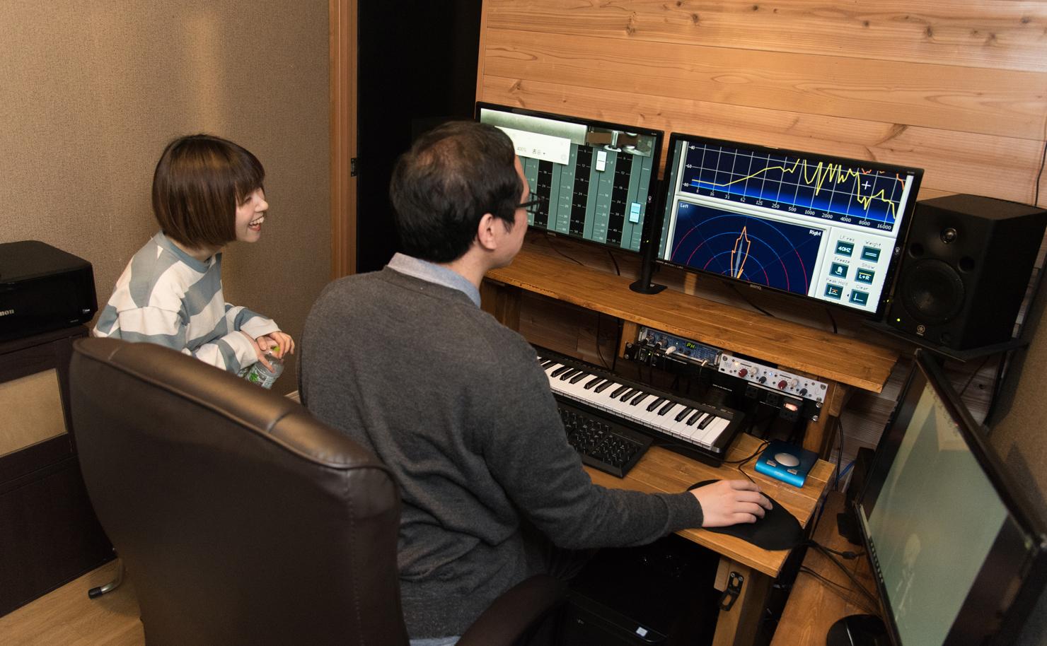 日ナレ / S・響・エースクルー / スターダストプロモーション声優部 / 大沢事務所などのオーディション向けボイスサンプル制作についてお気軽にご相談ください